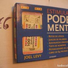Libros de segunda mano: ESTIMULA TU PODER MENTAL. Lote 107803039