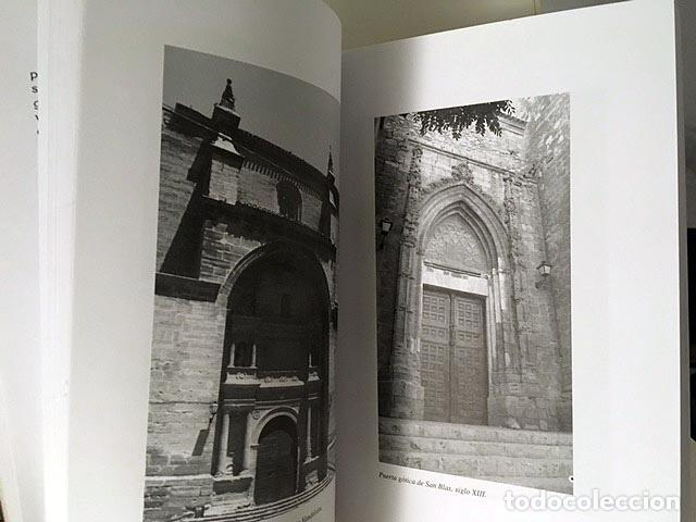 IGLESIAS Y CONVENTOS DE VILLARROBLEDO. (ALBACETE) STA ANA, S. ANTÓN, S. BLAS, ETC. (V. ESPINAR) (Libros de Segunda Mano - Bellas artes, ocio y coleccionismo - Otros)