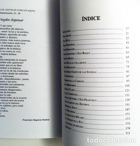 Libros de segunda mano: Iglesias y conventos de Villarrobledo. (Albacete) Sta Ana, S. Antón, S. Blas, etc. (V. Espinar) - Foto 3 - 107900966