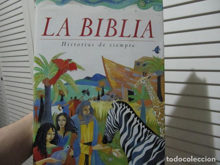 LA BIBLIA HISTORIAS DE SIEMPRE (Libros de Segunda Mano - Literatura Infantil y Juvenil - Otros)