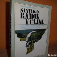 Libros de segunda mano: CAMINOS ABIERTOS POR SANTIAGO RAMON Y CAJAL. Lote 107977499