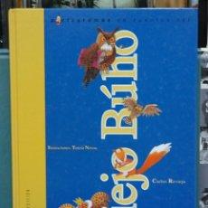 Libros de segunda mano: VIEJO BUHO. CARLOS REVIEJO. Lote 108013123