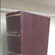 Libros de segunda mano: DICCIONARIO ENCICLOPÉDICO DE RADIOELECTRICIDAD . Lote 108045111