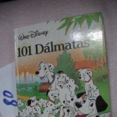 Libros de segunda mano: CUENTOS DISNEY - 101 DALMATAS. Lote 108300031
