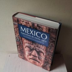 Libros de segunda mano: MEXICO, ESPLENDORES DE TREINTA SIGLOS - THE METROPOLITAN MUSEUM OF ART - 1991. Lote 108311055