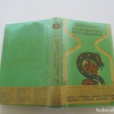 Livres d'occasion: JACQUES A.MAUDIT. EN LAS FRONTERAS DE LO IRRACIONAL. RC273.. Lote 108360623