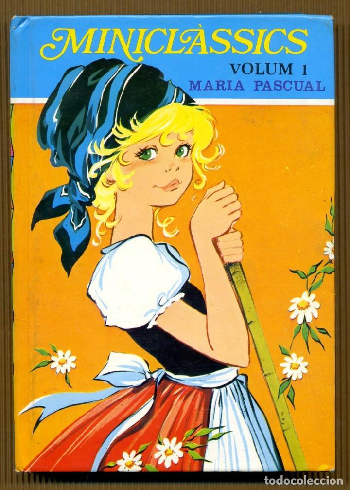 MINICLÀSSICS VOL. 1 - LA CAPUTXETA VERMELLA MARIA PASCUAL (Libros de Segunda Mano - Literatura Infantil y Juvenil - Otros)