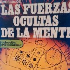 Libros de segunda mano: LAS FUERZAS OCULTAS DE LA MENTE DE FRANK PATERSON (RAMOS MAJOS). Lote 108387731