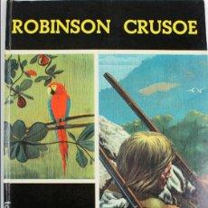 Libros de segunda mano: L-3676. ROBINSON CRUSOE. DANIEL DEFOE. EDEIT. TEIDE 1967. ILUSTRACIONES DE GIOVANNI CASELLI. Lote 108458275