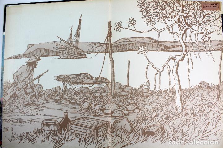 Libros de segunda mano: L-3676. ROBINSON CRUSOE. DANIEL DEFOE. EDEIT. TEIDE 1967. ILUSTRACIONES DE GIOVANNI CASELLI - Foto 2 - 108458275