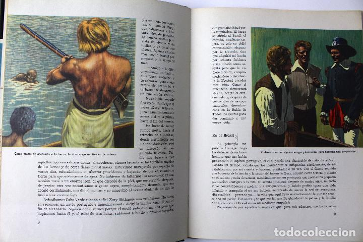 Libros de segunda mano: L-3676. ROBINSON CRUSOE. DANIEL DEFOE. EDEIT. TEIDE 1967. ILUSTRACIONES DE GIOVANNI CASELLI - Foto 4 - 108458275