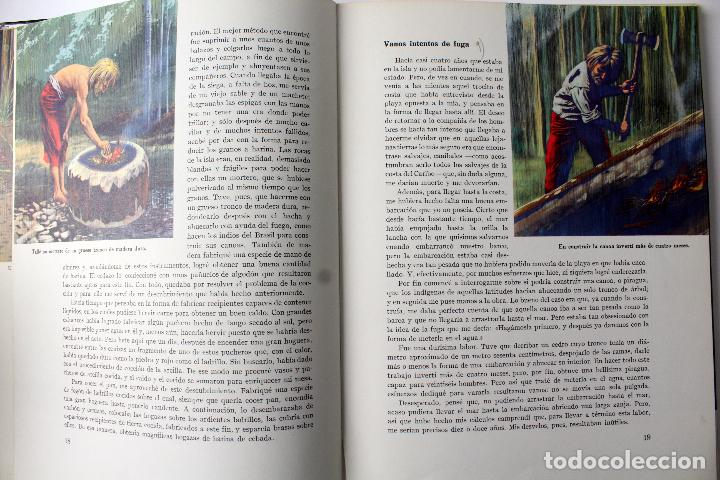 Libros de segunda mano: L-3676. ROBINSON CRUSOE. DANIEL DEFOE. EDEIT. TEIDE 1967. ILUSTRACIONES DE GIOVANNI CASELLI - Foto 5 - 108458275