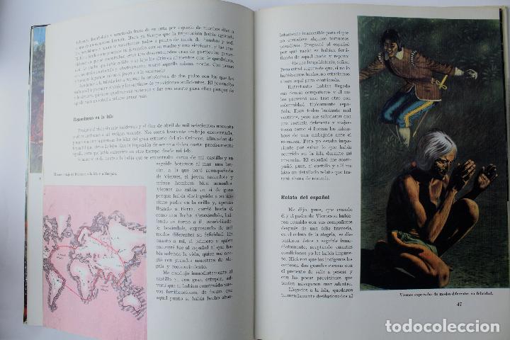 Libros de segunda mano: L-3676. ROBINSON CRUSOE. DANIEL DEFOE. EDEIT. TEIDE 1967. ILUSTRACIONES DE GIOVANNI CASELLI - Foto 7 - 108458275
