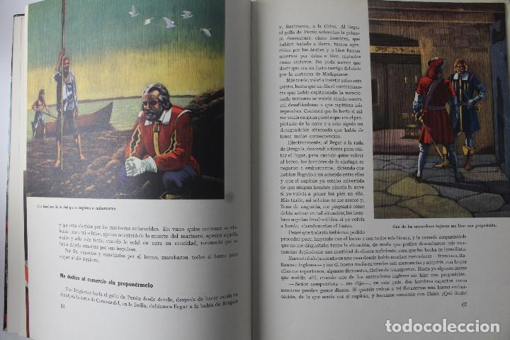 Libros de segunda mano: L-3676. ROBINSON CRUSOE. DANIEL DEFOE. EDEIT. TEIDE 1967. ILUSTRACIONES DE GIOVANNI CASELLI - Foto 8 - 108458275