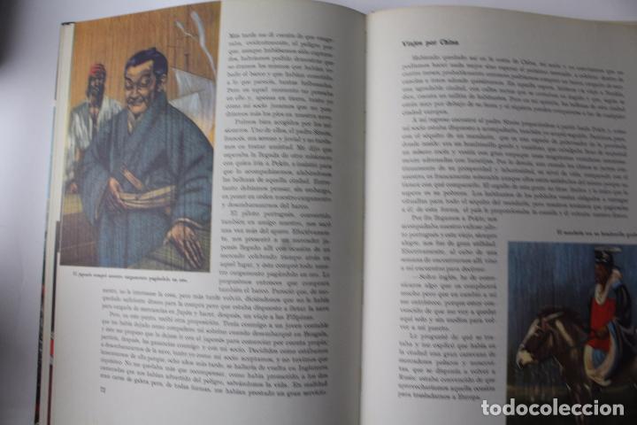 Libros de segunda mano: L-3676. ROBINSON CRUSOE. DANIEL DEFOE. EDEIT. TEIDE 1967. ILUSTRACIONES DE GIOVANNI CASELLI - Foto 9 - 108458275