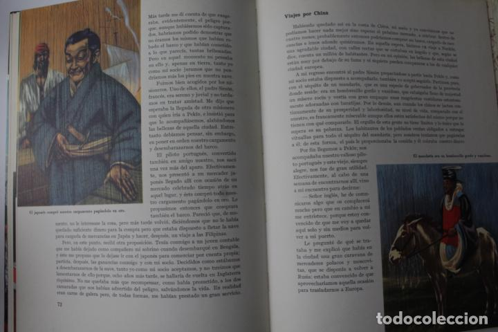 Libros de segunda mano: L-3676. ROBINSON CRUSOE. DANIEL DEFOE. EDEIT. TEIDE 1967. ILUSTRACIONES DE GIOVANNI CASELLI - Foto 10 - 108458275