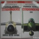 Libros de segunda mano: GUIA ILUSTRADA DE TECNOLOGIA MILITAR: FUERZA AEREA ESTADOUNIDENSE. Lote 108660207