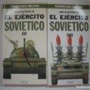Libros de segunda mano: GUIA ILUSTRADA DE TECNOLOGIA MILITAR: EL EJERCITO SOVIETICO. Lote 108668451