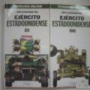 Libros de segunda mano: GUIA ILUSTRADA DE TECNOLOGIA MILITAR: EJERCITO ESTADOUNIDENSE. Lote 108668623