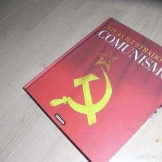 Libros de segunda mano: ATLAS ILUSTRADO DEL COMUNISMO, ED. SUSAETA. Lote 108675739