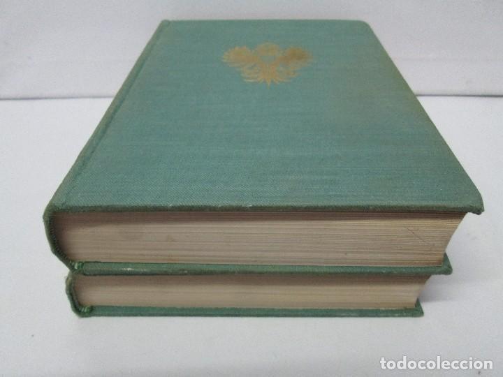 Libros de segunda mano: HISTORIA PINTORESCA DE ALEMANIA. TOMO I Y II. ROBERT COURAU. EDITOR LUIS DE CARALT 1966. - Foto 3 - 108794119