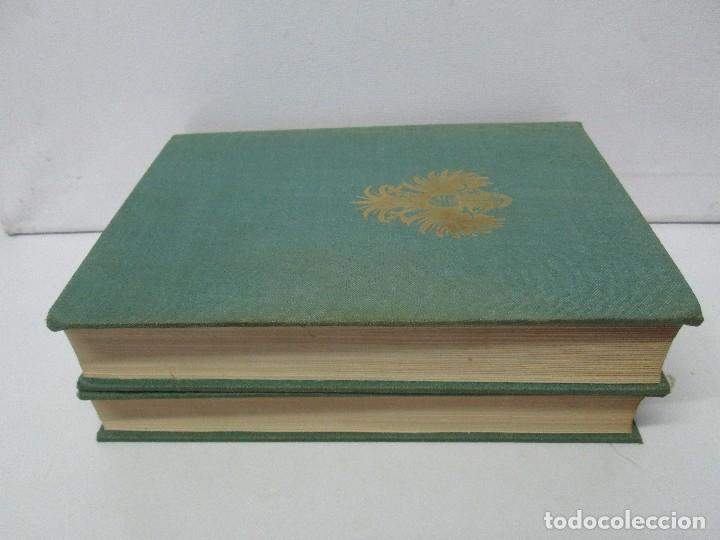 Libros de segunda mano: HISTORIA PINTORESCA DE ALEMANIA. TOMO I Y II. ROBERT COURAU. EDITOR LUIS DE CARALT 1966. - Foto 4 - 108794119
