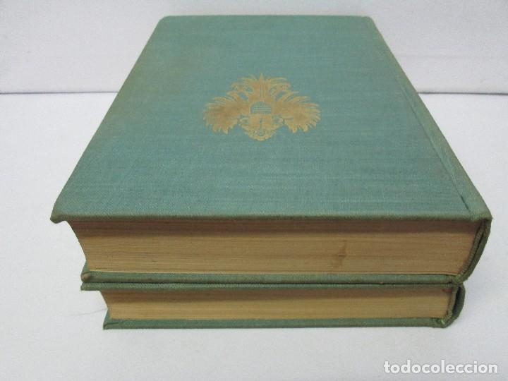 Libros de segunda mano: HISTORIA PINTORESCA DE ALEMANIA. TOMO I Y II. ROBERT COURAU. EDITOR LUIS DE CARALT 1966. - Foto 5 - 108794119