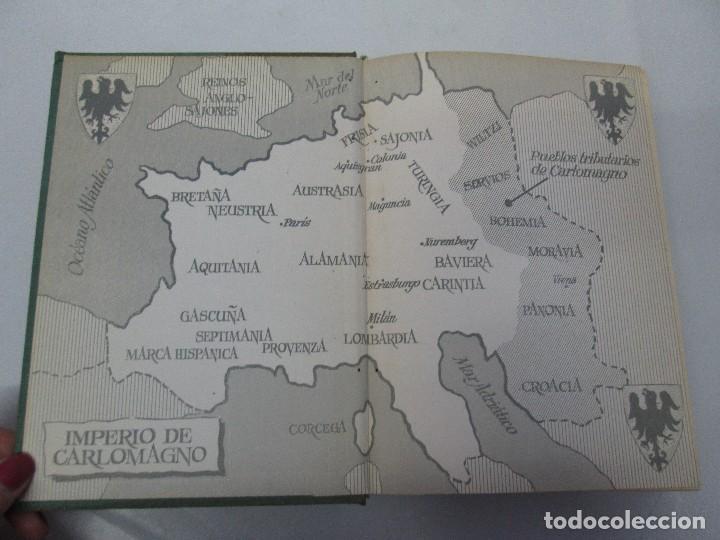 Libros de segunda mano: HISTORIA PINTORESCA DE ALEMANIA. TOMO I Y II. ROBERT COURAU. EDITOR LUIS DE CARALT 1966. - Foto 7 - 108794119