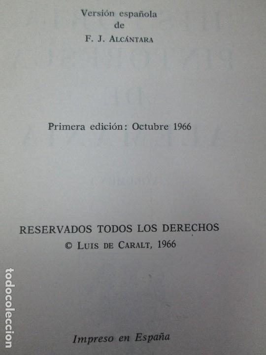 Libros de segunda mano: HISTORIA PINTORESCA DE ALEMANIA. TOMO I Y II. ROBERT COURAU. EDITOR LUIS DE CARALT 1966. - Foto 9 - 108794119