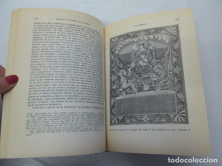 Libros de segunda mano: HISTORIA PINTORESCA DE ALEMANIA. TOMO I Y II. ROBERT COURAU. EDITOR LUIS DE CARALT 1966. - Foto 12 - 108794119