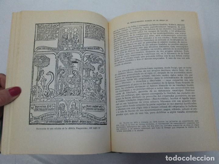 Libros de segunda mano: HISTORIA PINTORESCA DE ALEMANIA. TOMO I Y II. ROBERT COURAU. EDITOR LUIS DE CARALT 1966. - Foto 15 - 108794119