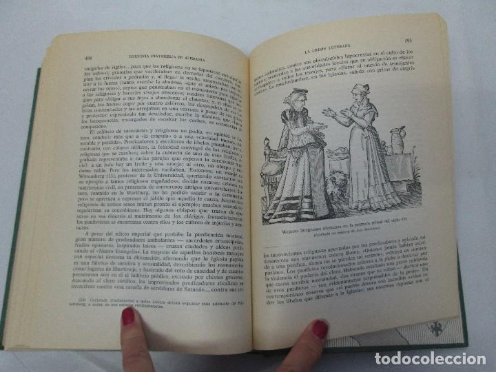 Libros de segunda mano: HISTORIA PINTORESCA DE ALEMANIA. TOMO I Y II. ROBERT COURAU. EDITOR LUIS DE CARALT 1966. - Foto 16 - 108794119