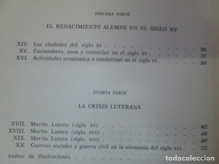 Libros de segunda mano: HISTORIA PINTORESCA DE ALEMANIA. TOMO I Y II. ROBERT COURAU. EDITOR LUIS DE CARALT 1966. - Foto 18 - 108794119
