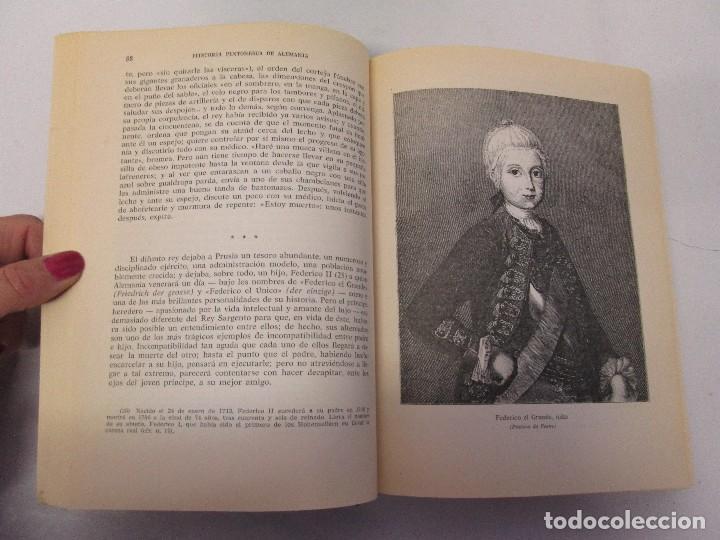 Libros de segunda mano: HISTORIA PINTORESCA DE ALEMANIA. TOMO I Y II. ROBERT COURAU. EDITOR LUIS DE CARALT 1966. - Foto 24 - 108794119