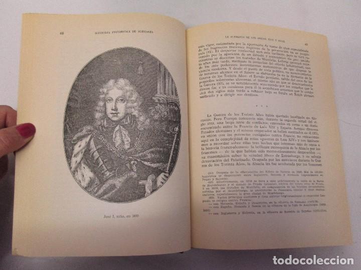 Libros de segunda mano: HISTORIA PINTORESCA DE ALEMANIA. TOMO I Y II. ROBERT COURAU. EDITOR LUIS DE CARALT 1966. - Foto 25 - 108794119