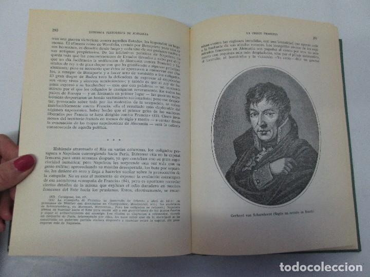 Libros de segunda mano: HISTORIA PINTORESCA DE ALEMANIA. TOMO I Y II. ROBERT COURAU. EDITOR LUIS DE CARALT 1966. - Foto 29 - 108794119