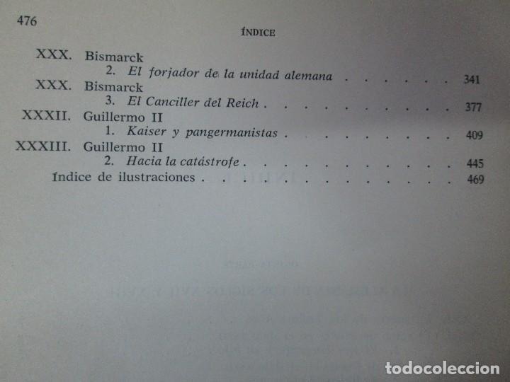 Libros de segunda mano: HISTORIA PINTORESCA DE ALEMANIA. TOMO I Y II. ROBERT COURAU. EDITOR LUIS DE CARALT 1966. - Foto 32 - 108794119