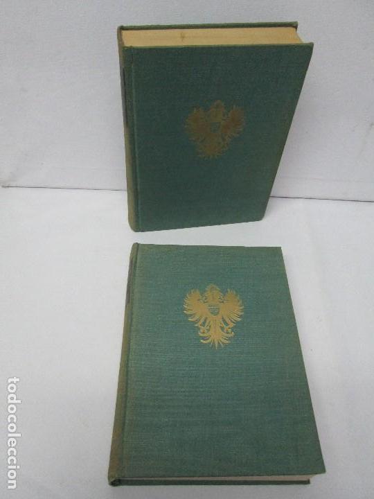 HISTORIA PINTORESCA DE ALEMANIA. TOMO I Y II. ROBERT COURAU. EDITOR LUIS DE CARALT 1966. (Libros de Segunda Mano - Historia - Otros)