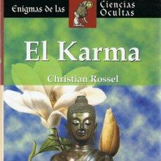 Libros de segunda mano: EL KARMA CHRISTIAN ROSSEL. Lote 108826863