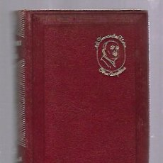 Libros de segunda mano: OBRAS COMPLETAS. WENCESLAO FERNANDEZ FLOREZ. TOMO V. EDITORIAL AGUILAR. 1945. VER. Lote 108872331
