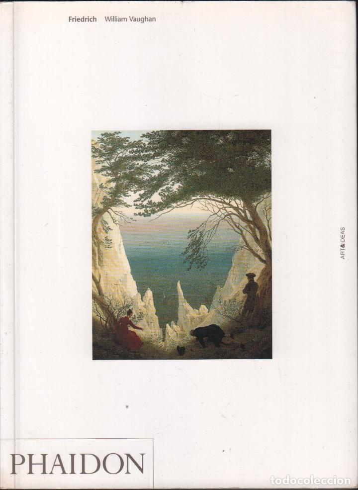 FRIEDRICH - WILLIAM VAUGHAN / ART & IDEAS / MUNDI-2940 (Libros de Segunda Mano - Bellas artes, ocio y coleccionismo - Otros)