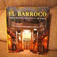 Libros de segunda mano - EL BARROCO. ARQUITECTURA - ESCULTURA - PINTURA - 109080863