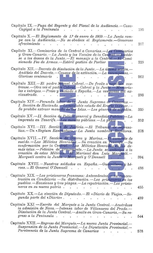 Libros de segunda mano: LA JUNTA SUPREMA DE CANARIAS I Y II BUENAVENTURA BONNET Y REVERÓN ANTONIO RUMEU DE ARMAS - HISTORIA - Foto 5 - 176523669