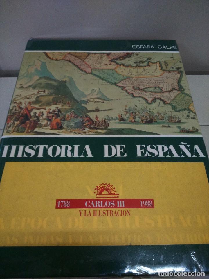 HISTORIA DE ESPAÑA -- TOMO XXXI - VOLUMEN 2 -- RAMON MENENDEZ PIDAL -- ESPASA CALPE -- NUEVO -- (Libros de Segunda Mano - Historia - Otros)