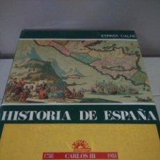 Libros de segunda mano: HISTORIA DE ESPAÑA -- TOMO XXXI - VOLUMEN 2 -- RAMON MENENDEZ PIDAL -- ESPASA CALPE -- NUEVO --. Lote 109094535