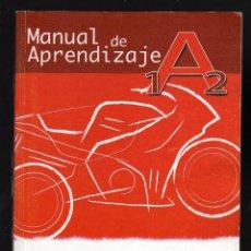 Libros de segunda mano: MANUAL DE APRENDIZAJE A1-A2 (3ª EDICIÓN: 2012 · 168 PÁGINAS ILUSTRADAS · MEDIDAS: 24 X 17 CM.). Lote 109118811