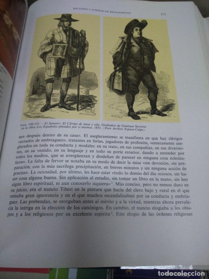 Libros de segunda mano: HISTORIA DE ESPAÑA -- TOMO XXXV - VOLUMEN I -- RAMON MENDEZ PIDAL -- ESPASA CALPE -- 1989 -- - Foto 2 - 109153499