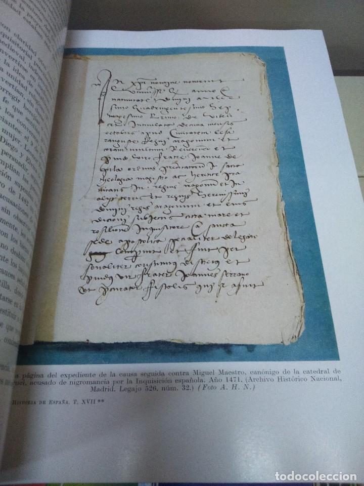 Libros de segunda mano: HISTORIA DE ESPAÑA --TOMO XVII - VOLUMEN II -- RAMON MENDEZ PIDAL -- ESPASA CALPE -- 1969 -- - Foto 2 - 109156599