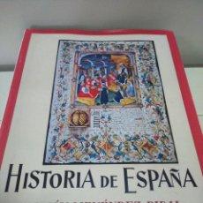 Libros de segunda mano: HISTORIA DE ESPAÑA --TOMO XV -- RAMON MENDEZ PIDAL -- ESPASA CALPE -- 1964 --. Lote 109157131