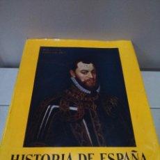 Libros de segunda mano: HISTORIA DE ESPAÑA --TOMO XIX - VOLUMEN I -- RAMON MENDEZ PIDAL -- ESPASA CALPE -- 1958 --. Lote 109157583